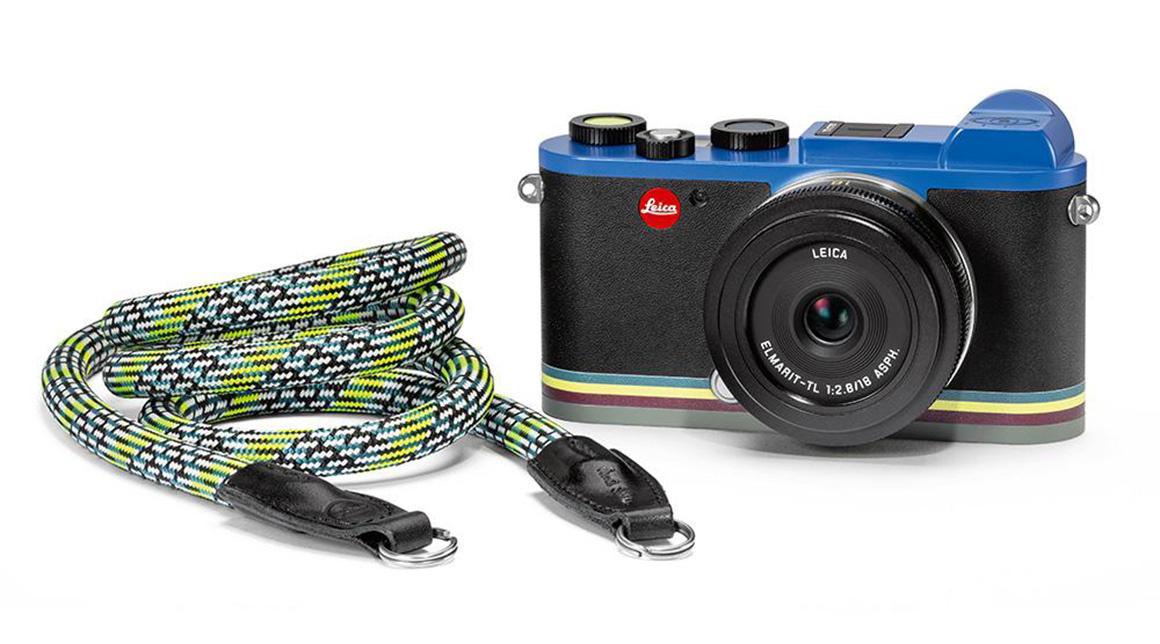 Leica CL, Edition Paul Smith