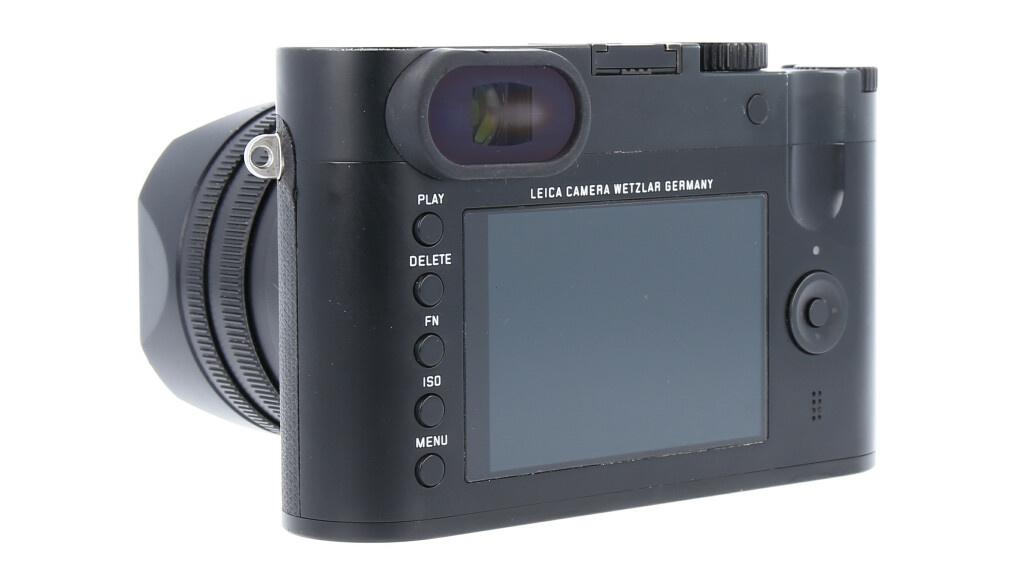 Leica Q (typ 116), Black, Used