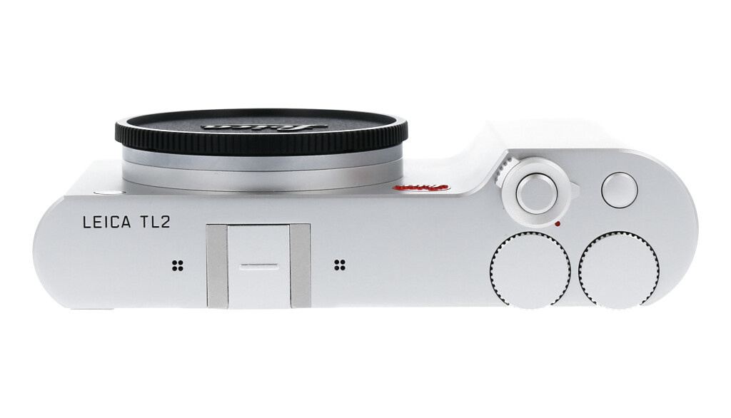 Leica TL2, Silver, Used