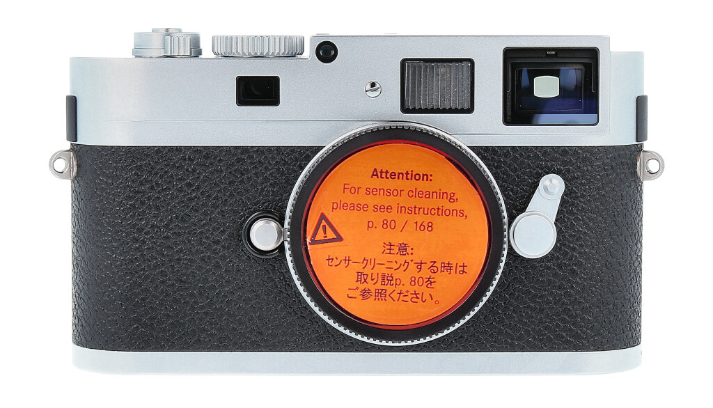 Leica M9-P silver, Used