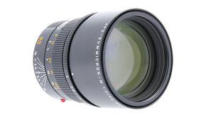 Leica Leica APO-Summicron-M 90mm, f2 ASPH. black, Used