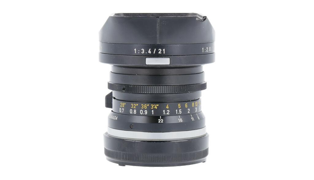 Leica ELMARIT-M 28mm f/2.8 (II), Used