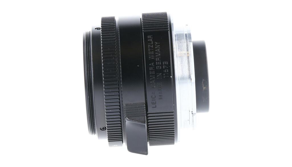 Leica SUMMICRON-M 35mm f/2 ASPH., black, Used s/n: 4702973
