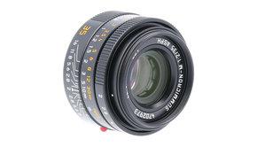 Leica Leica SUMMICRON-M 35mm f/2 ASPH., Black, Used