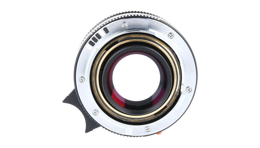 Leica SUMMILUX-M 35mm f/1.4 ASPH., v1, black, Used