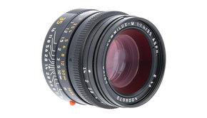 Leica Leica SUMMILUX-M 35mm f/1.4 ASPH., v1, black, Used