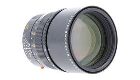 Leica Leica APO-SUMMICRON-M 90mm, f2 ASPH., black, Used
