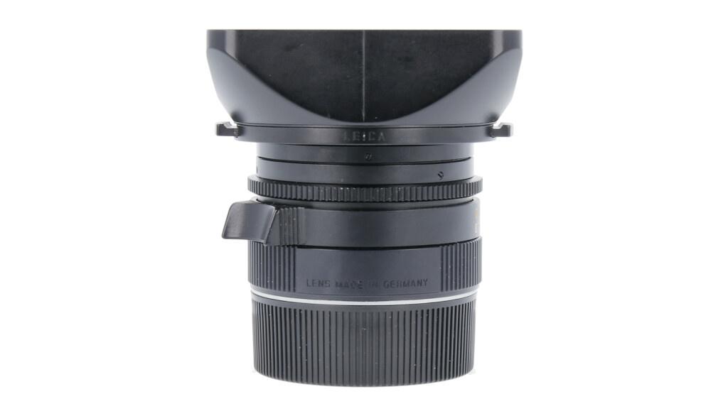 Leica ELMARIT-M 28mm f/2.8 v4, Used