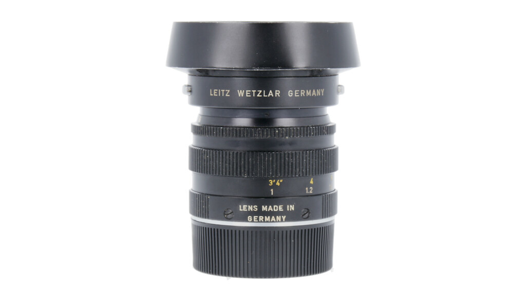 Leica Summilux-M 50mm f/1.4, Used