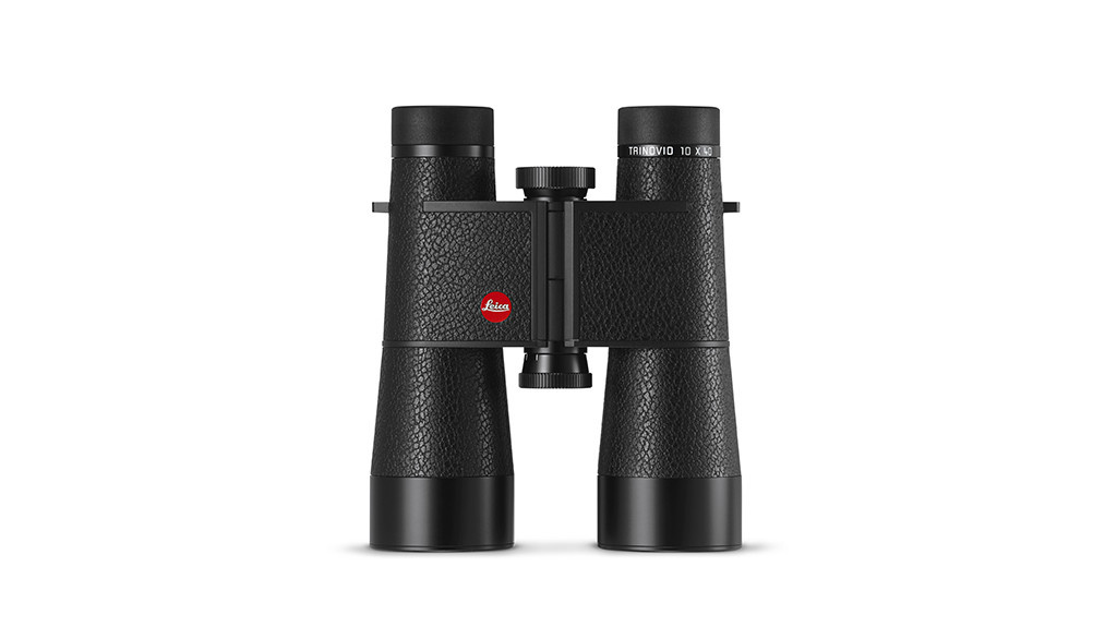 Leica TRINOVID 10x40, leathered, black
