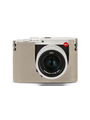 Leica Protector, Q (Typ 116), leather, cemento