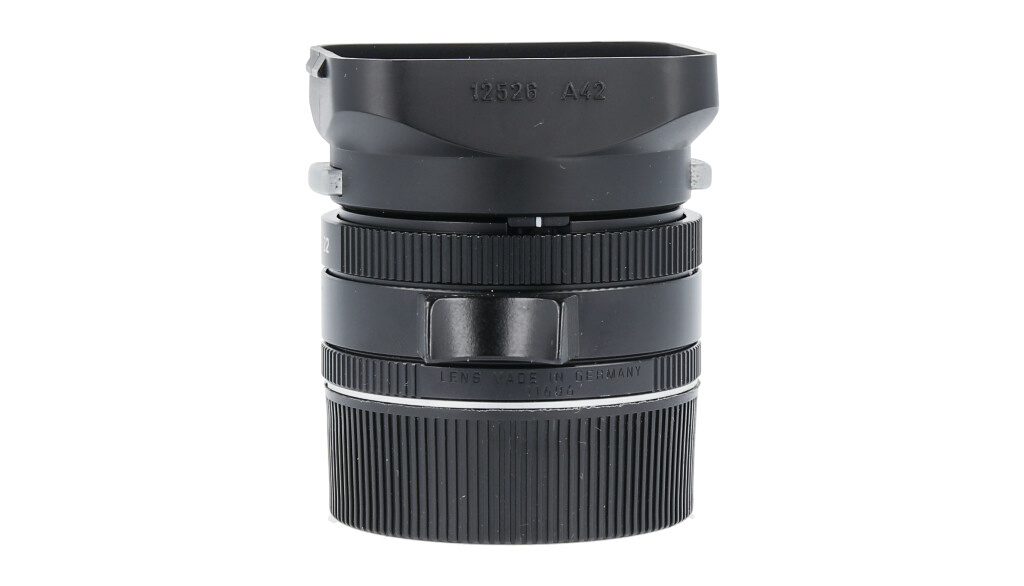 Leica ELMARIT-M 28mm f/2.8, Used