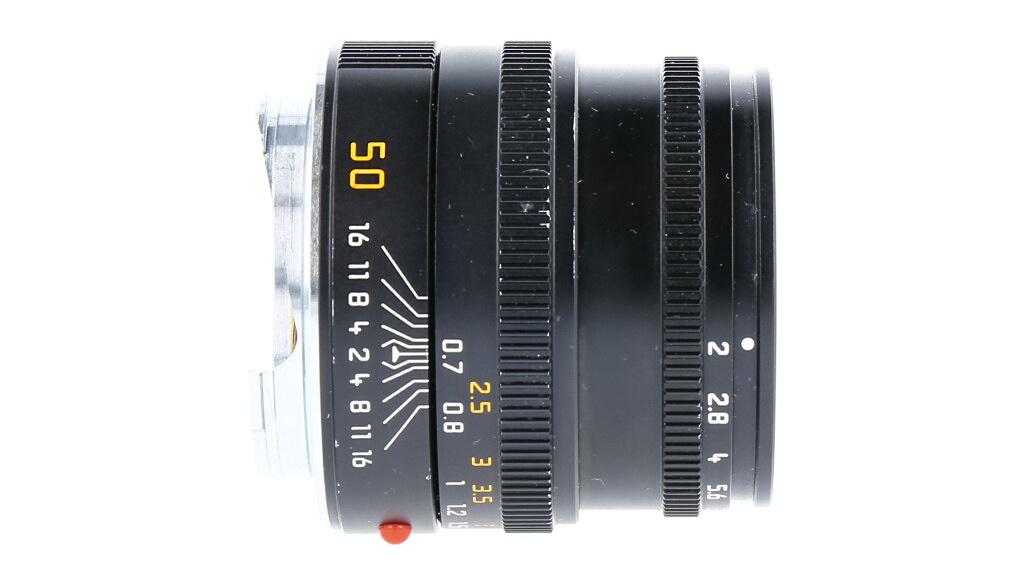 Leica SUMMICRON-M 50mm f/2, Used