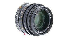 Leica Leica SUMMILUX-M 35mm f/1.4 ASPH., black, Used