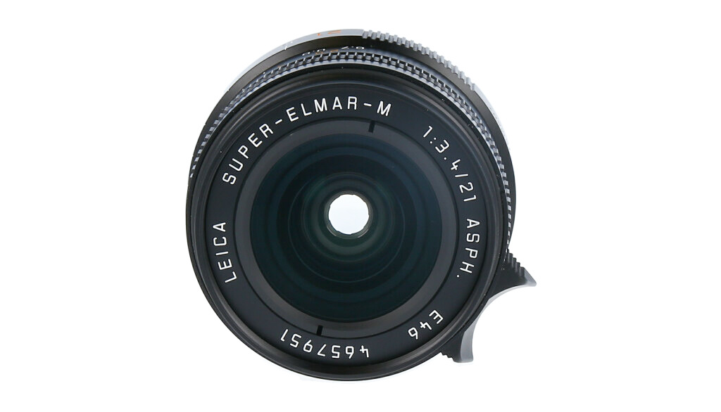 Leica SUPER-ELMAR-M 21mm f/3.4 ASPH, Used