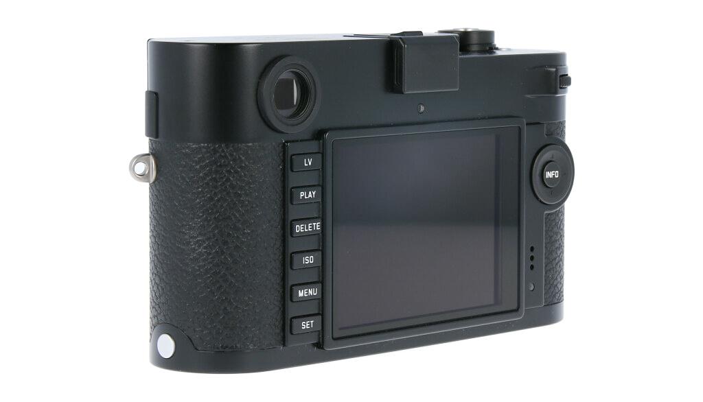 Leica M-P (Typ 240), black paint finish, DEMO