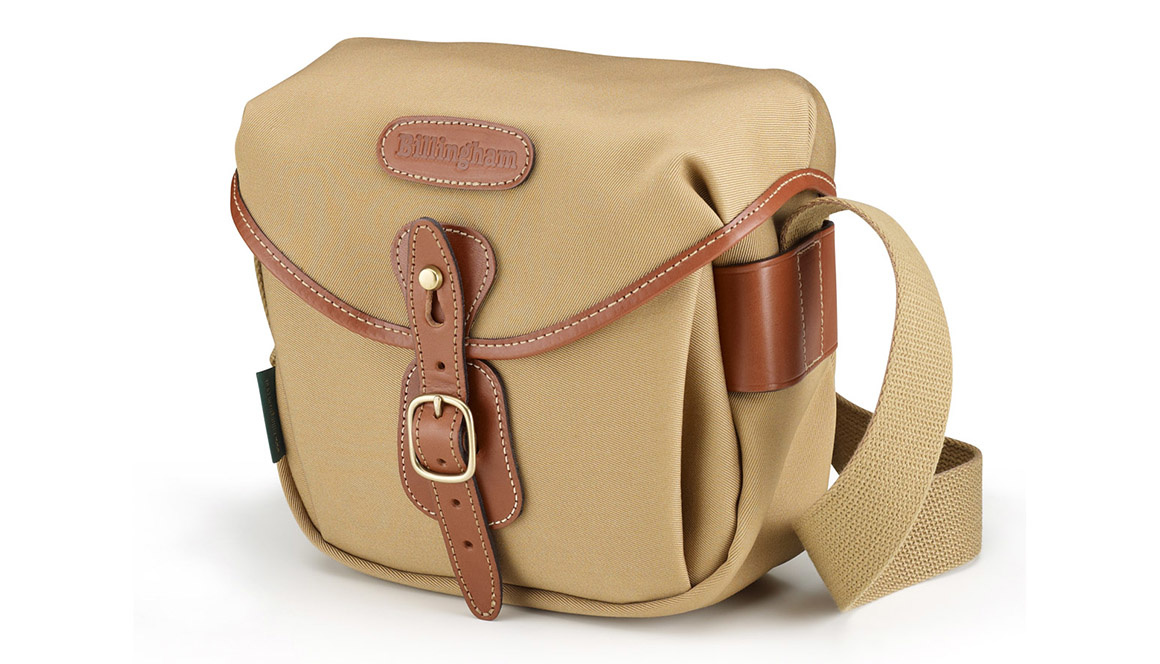 Billingham Hadley digital, khaki/tan