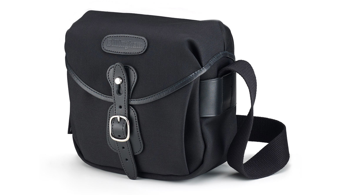Billingham Hadley digital, black/black