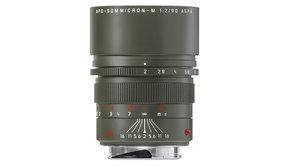 Leica Leica APO-SUMMICRON-M 90 f/2 ASPH. Edition 'Safari'