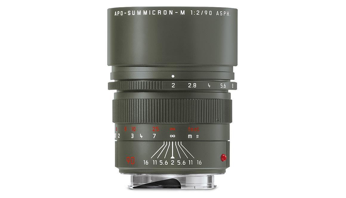Leica APO-SUMMICRON-M 90 f/2 ASPH. Edition 'Safari'