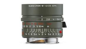 Leica Leica SUMMICRON-M 28mm f/2 ASPH. Edition 'Safari'