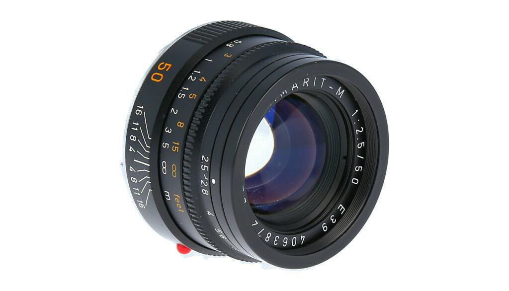 Leica SUMMARIT-M 50mm f/2.5, Used