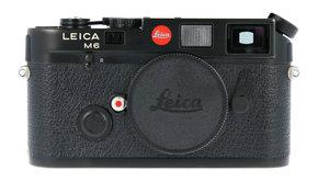 Leica Leica M6 , Black, Used