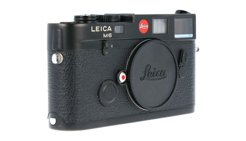 Leica M6 , Black, Used