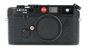 Leica Leica M6, Black, Used
