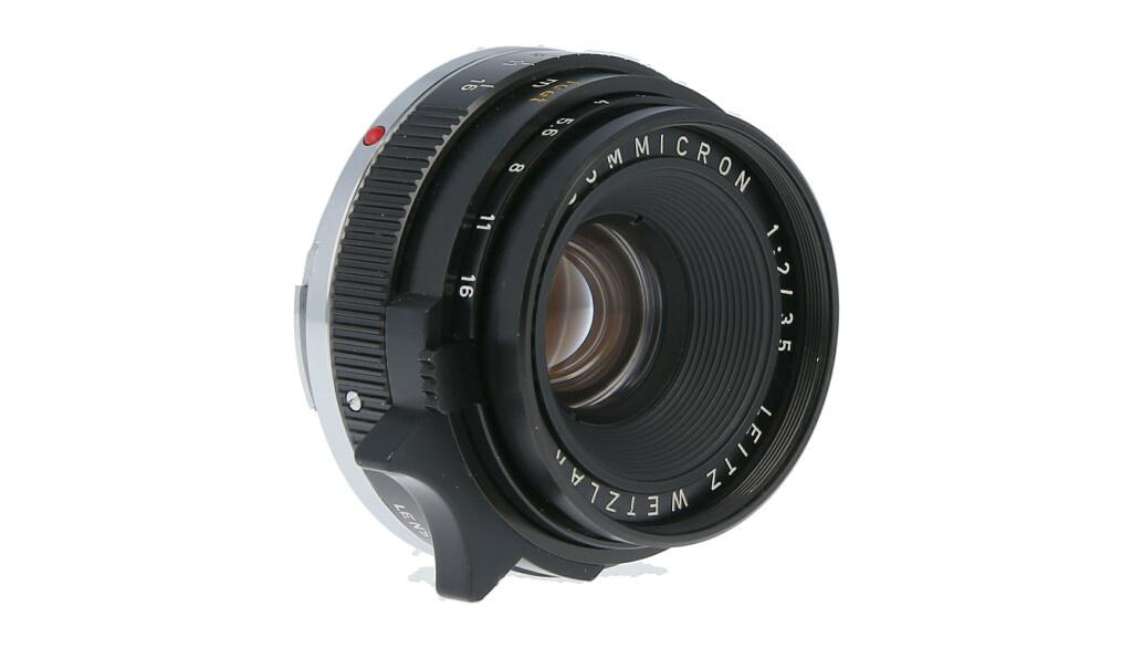 Leica Summicron-M 35mm F2, Used