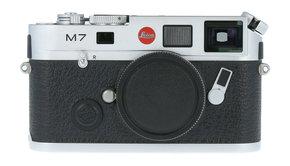 Leica Leica M7 0.72, silver chrome finish, Used
