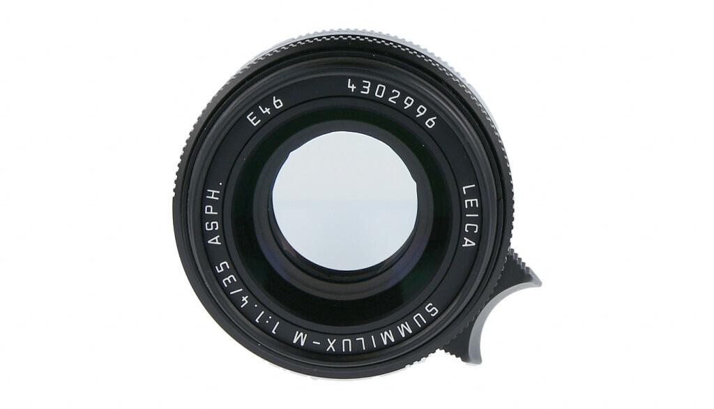 Leica SUMMILUX-M 35mm F/1.4, Used