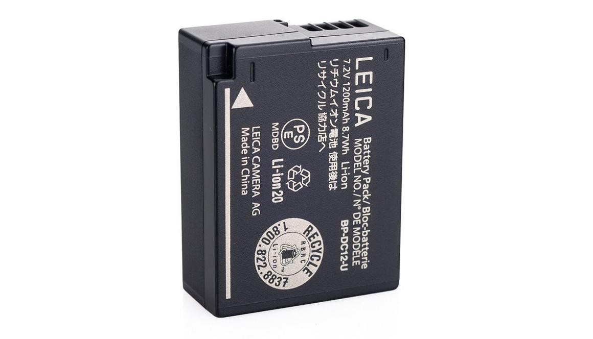 Leica BP-DC12 Li-Ion Battery for Q , CL, V-LUX