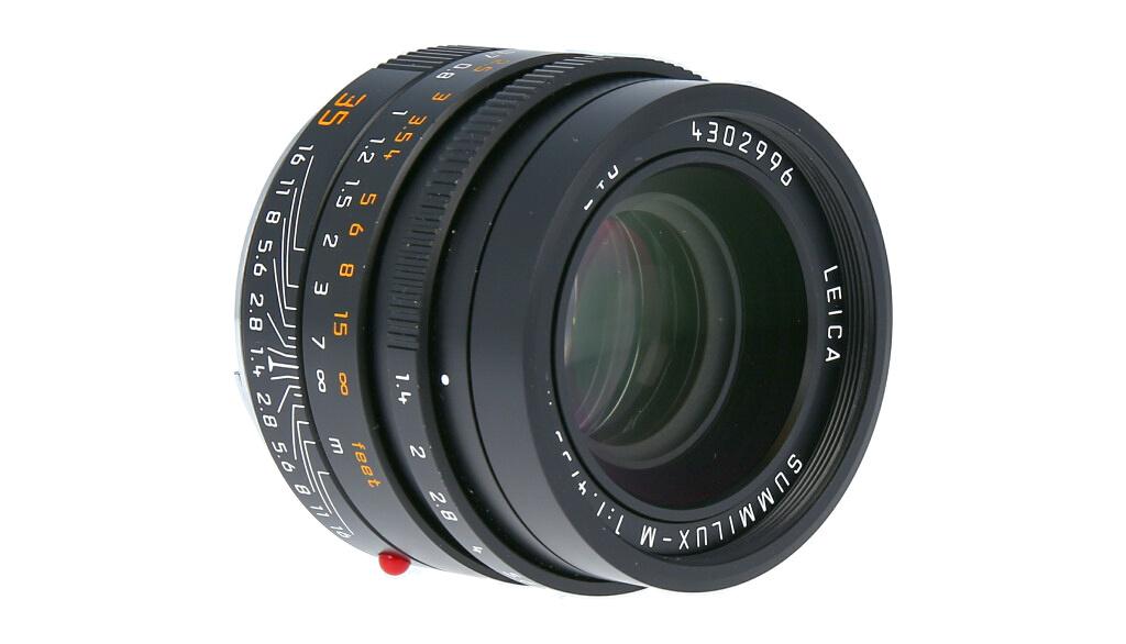Leica SUMMILUX-M 35mm F/1.4 ASPH., Used