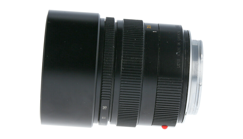 Leica SUMMICRON-M 90mm f/2, Used
