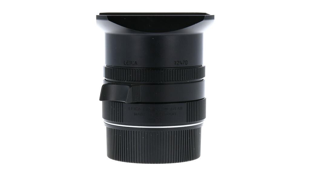 Leica SUMMICRON-M 35mm F/2 ASPH., black. Used