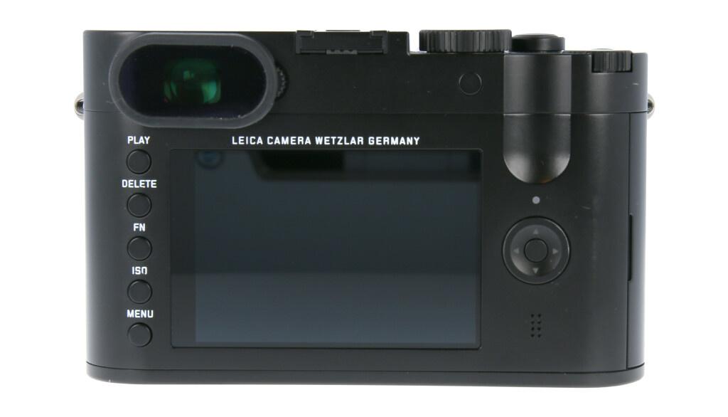Leica Q, Black, Used
