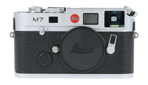 Leica Leica M7, Silver Chrome Finish, Used