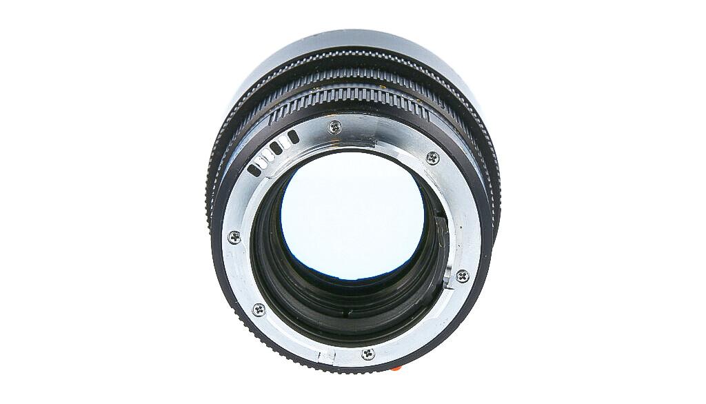 Leica APO-SUMMICRON-M 90mm, f/2 ASPH., Black, Used