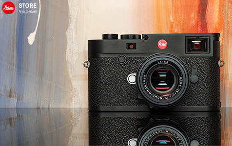 Experience the Leica M10-R