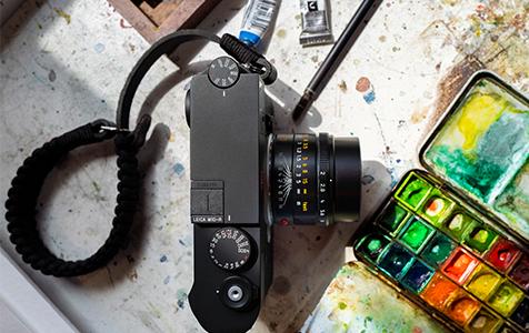 The Leica M10-R. A high resolution rangefinder