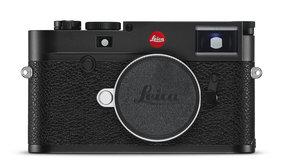 Leica Leica M10-R, Black Chrome Finish