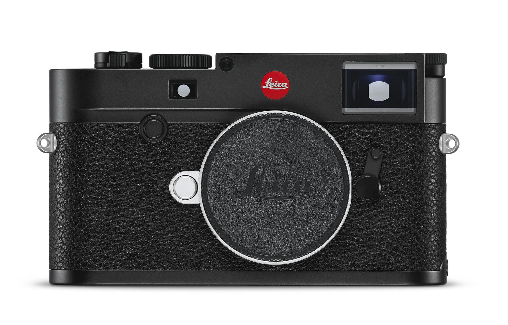 Leica M10-R, Black Chrome Finish