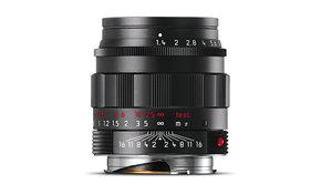 Leica Leica SUMMILUX-M 50mm f/1.4 ASPH., black chrome