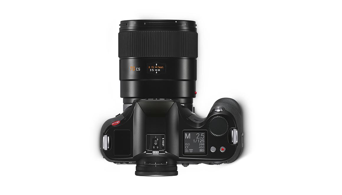 Leica S3 body