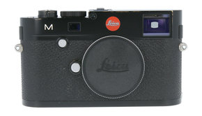 Leica Leica M (typ 240), black paint finish, Used