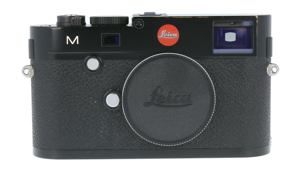 Leica M (typ 240), black paint finish, Used