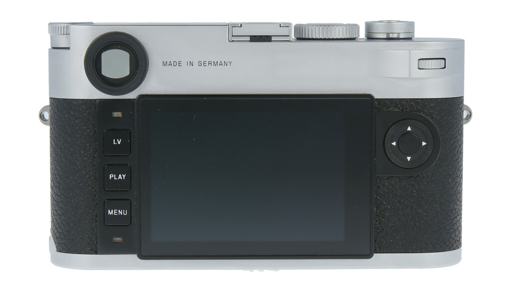 Leica M10-P, Silver Chrome Finish, Used