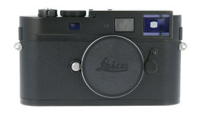 Leica Leica M9 Monochrom, Black, Used