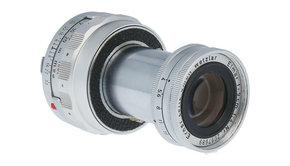 Leica Leica Elmar-M 90mm F4, Used